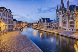 Gent in HDR