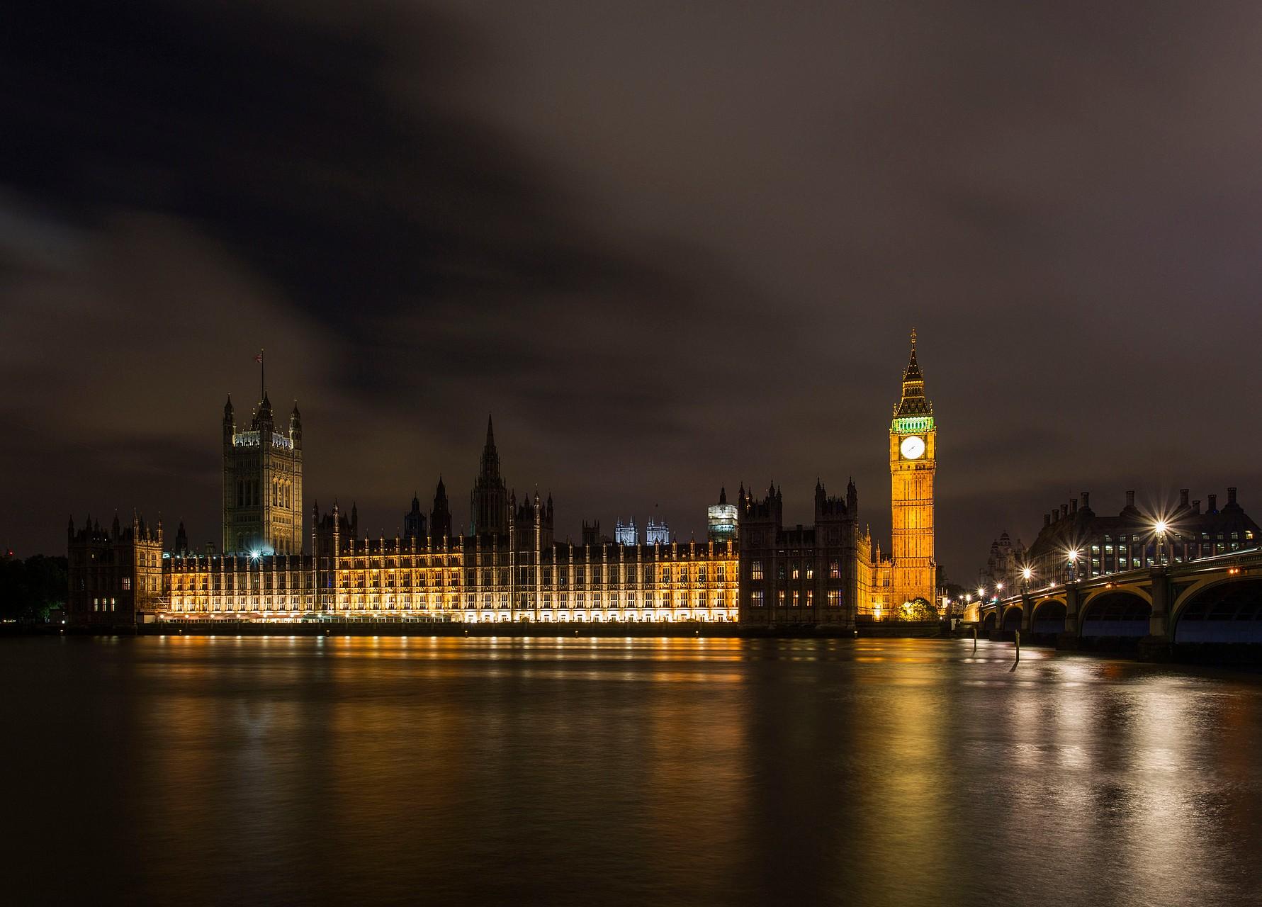Kleurrijk Londen