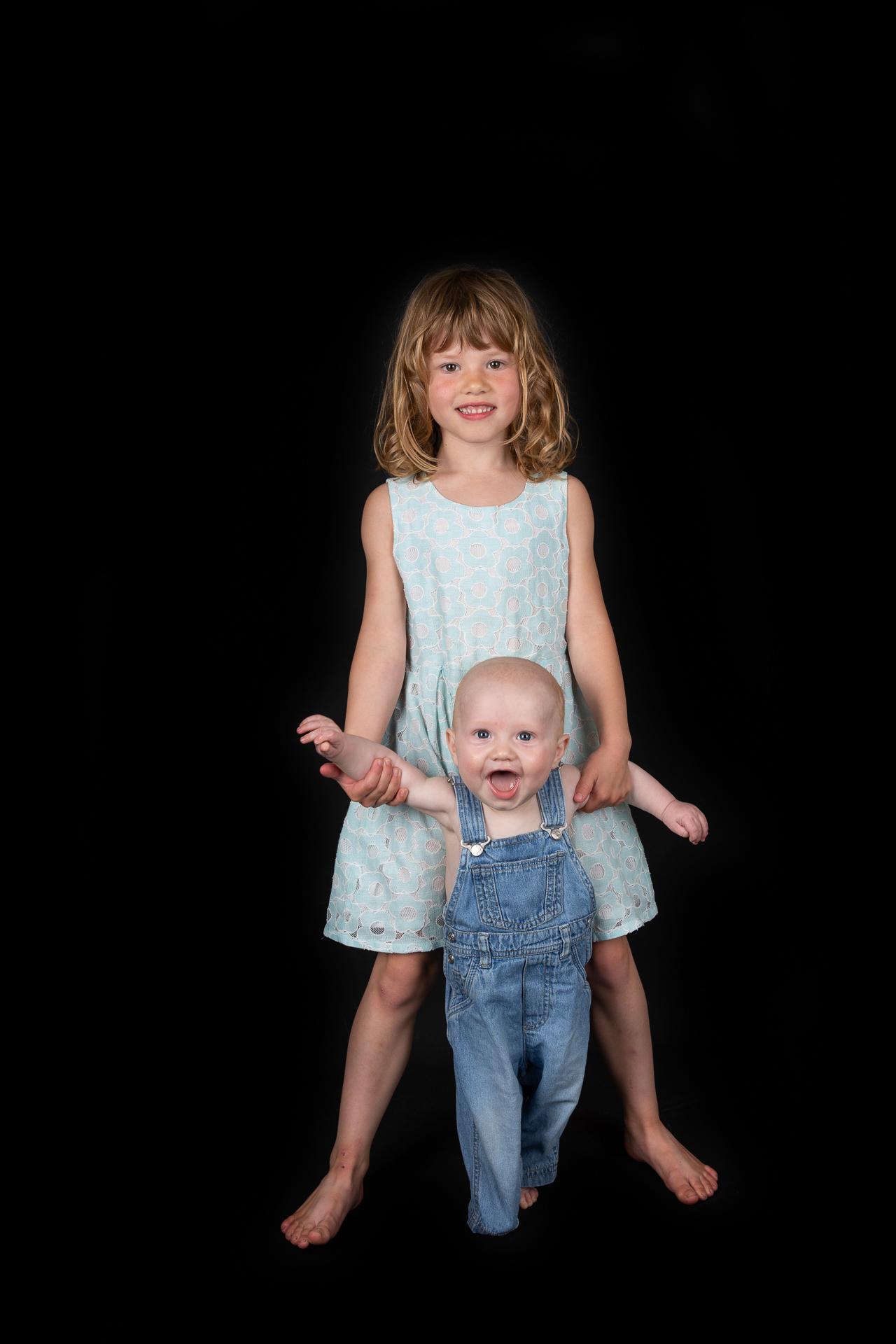 Broer en zus
