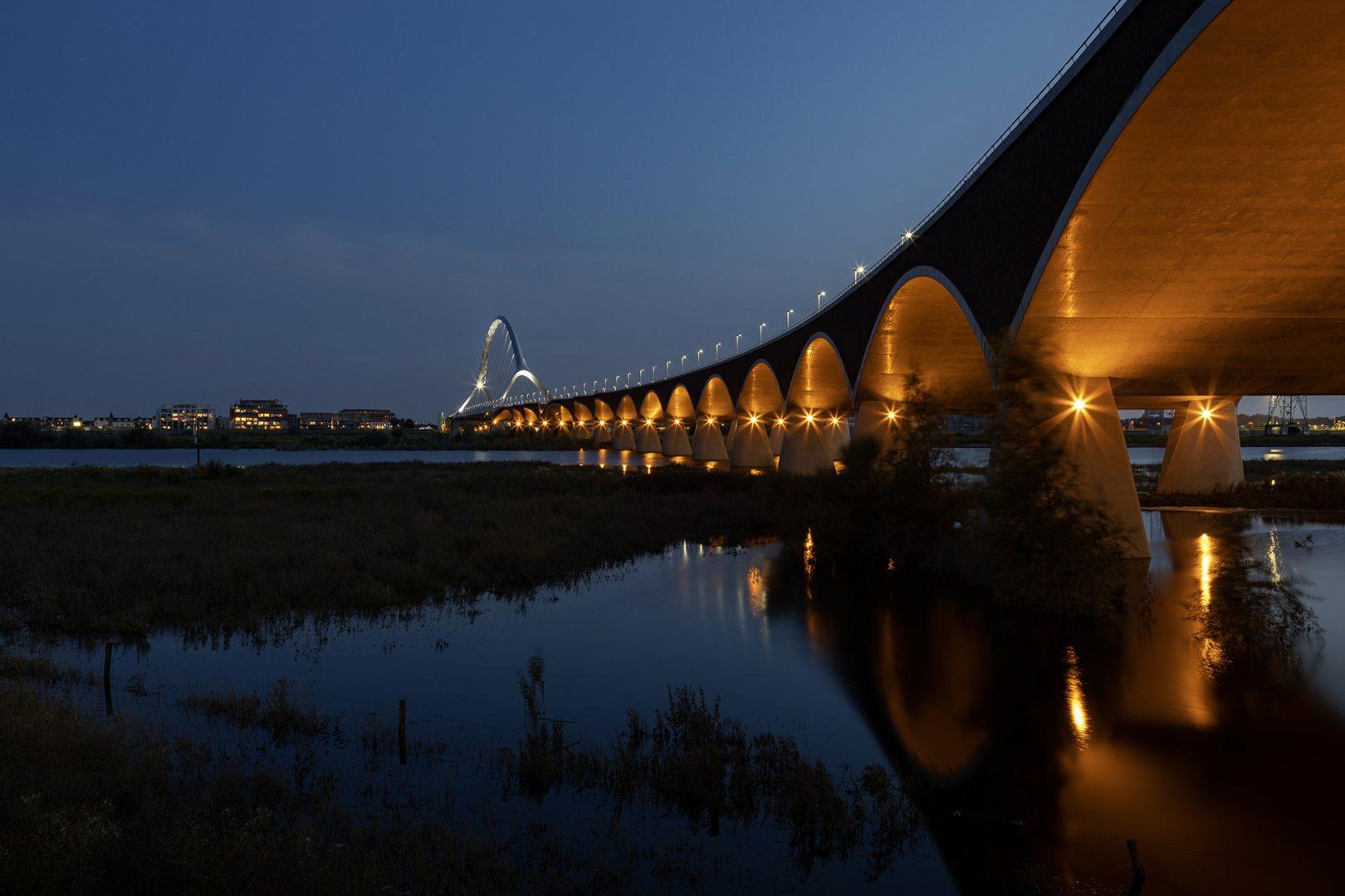 De Oversteek in Nijmegen